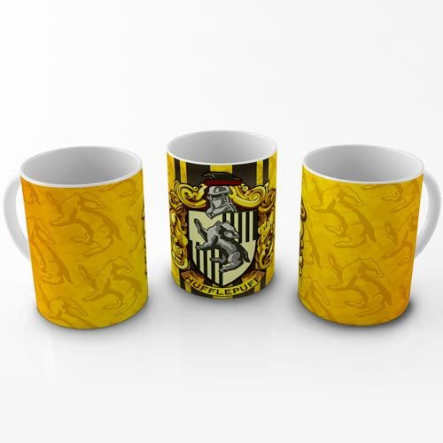 Caneca Harry Potter - Lufa Lufa