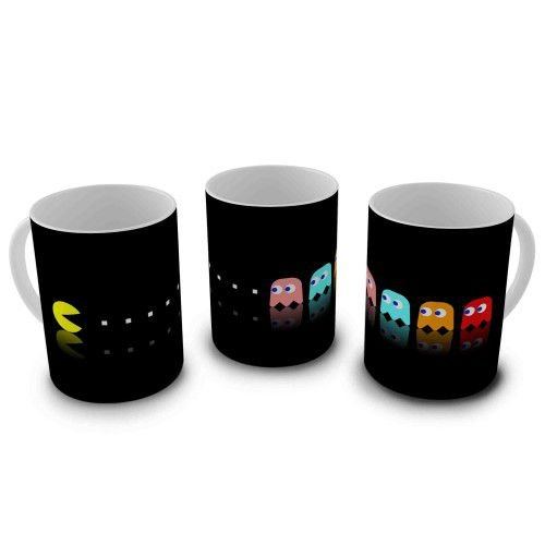 Caneca Pac-Man - Ghosts