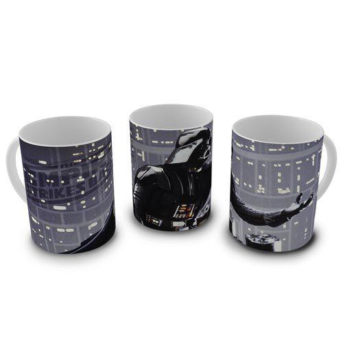 Caneca Star Wars - Darth Vader Eu sou seu pai