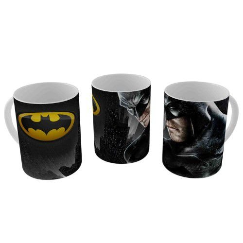 Caneca Batman Símbolo Rosto