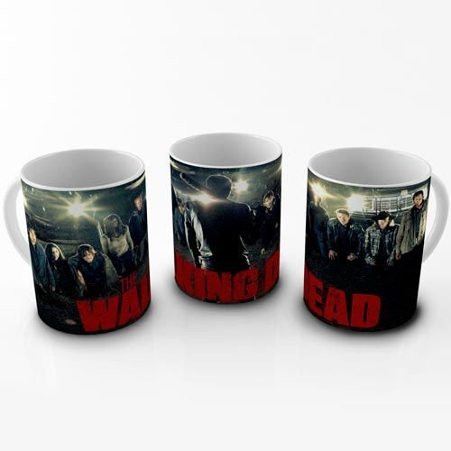 Caneca The Walking Dead - Encontro Negan