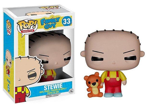 Funko Pop Family Guy - Stewie (33)
