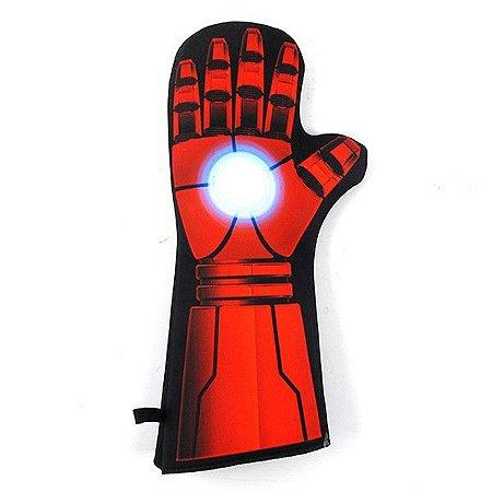 Luva de Forno - Iron Man