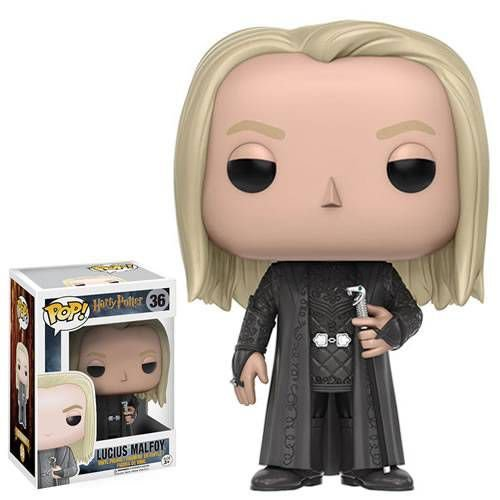 Funko Pop Harry Potter - Lucius Malfoy