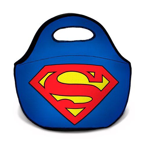 Bolsa Térmica Superman - Símbolo