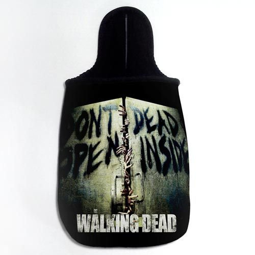 Lixinho de Carro Walking Dead - Don't Open Dead Inside