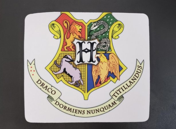 Mousepad Harry Potter - Hogwarts