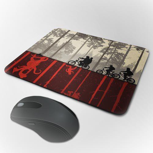 Mousepad Stranger Things - Upside Down