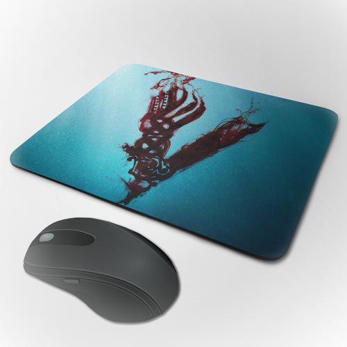 Mousepad Vikings - Simbolo Blood