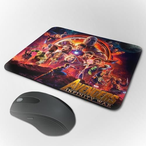 Mousepad Marvel - Guerra Infinita