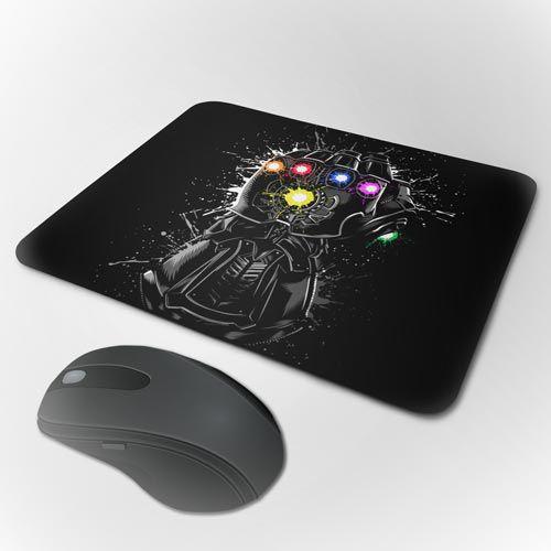 Mousepad Marvel - Manopla do Infinito