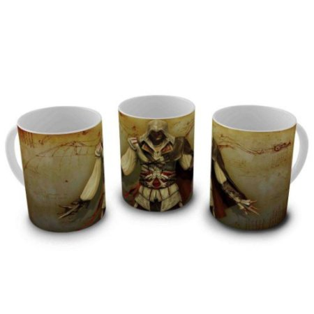 Caneca 300ml Assassin's Creed