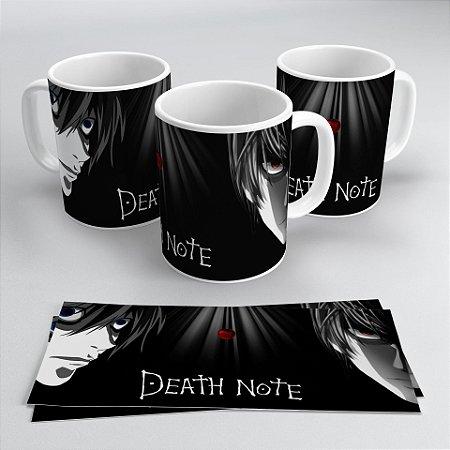 Caneca 300ml Death Note - Light & L