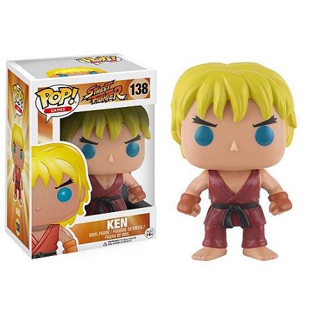 Funko Pop Street Fighter - Ken