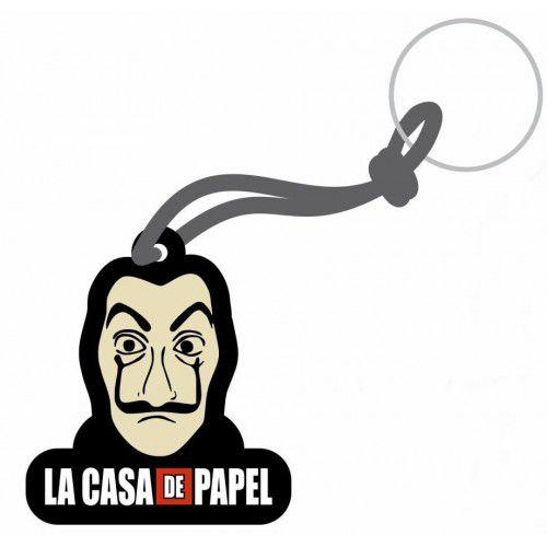 Chaveiro La Casa de Papel - Salvador Dali