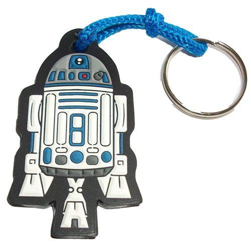Chaveiro Star Wars - R2-D2