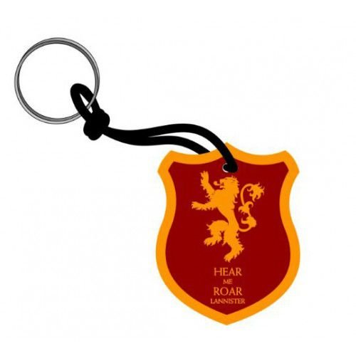 Chaveiro Escudo Game of Thrones - Lannister
