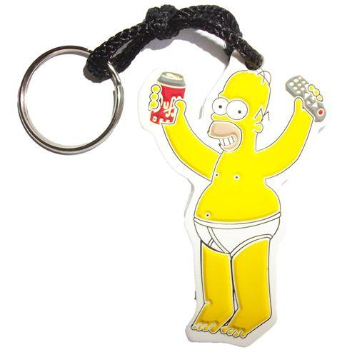 Chaveiro Simpsons - Homer