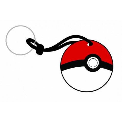 Chaveiro Pokémon - Pokebola