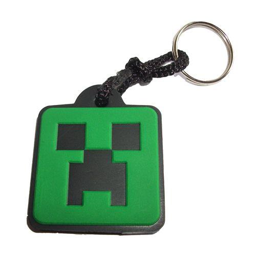 Chaveiro Minecraft - Creeper