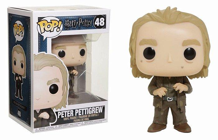 Funko Pop Harry Potter - Peter Pettigrew (48)