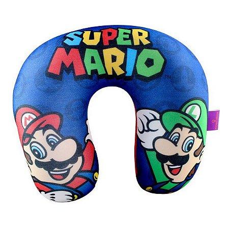 Almofada de Pescoço Super Mario