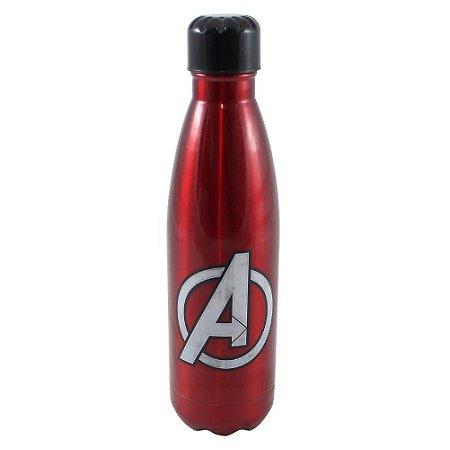 Garrafa Térmica Cantil 500ml Avengers