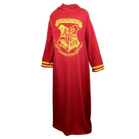 Cobertor Com Mangas Harry Potter - Hogwarts