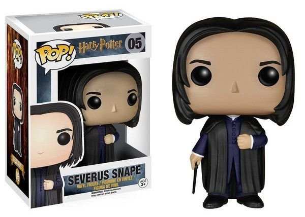 Funko Pop Harry Potter - Severo Snape
