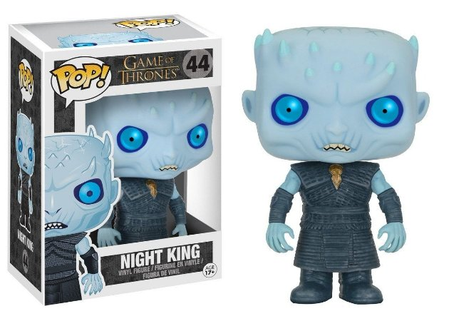 Funko Pop Game of Thrones - Rei da Noite