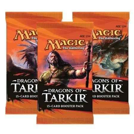Magic: The Gathering - Dragões de Tarkir booster c/ 15 cartas