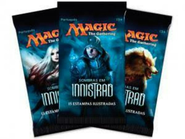 Magic: The Gathering - Sombras em Innistrad Booster c/ 15 cartas