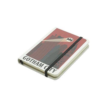 Caderno de Anotações Batman - Gotham City
