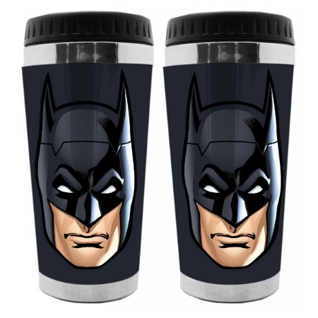 Copo para Viagem 500ml Batman - Face