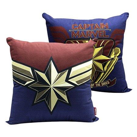 Almofada Marvel - Capitã Marvel