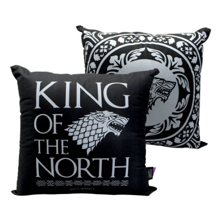 Almofada Game of Thrones - King of the North
