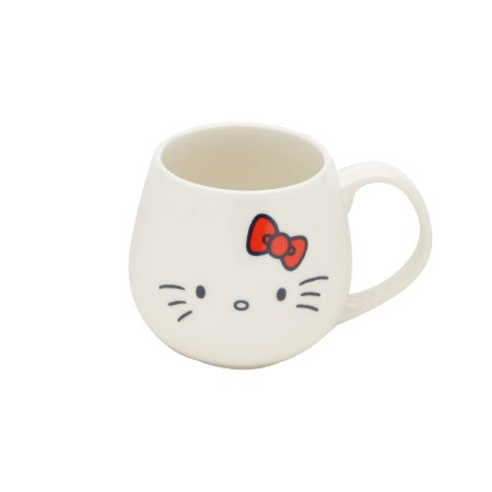 Caneca 300ml Bulging Hello Kitty