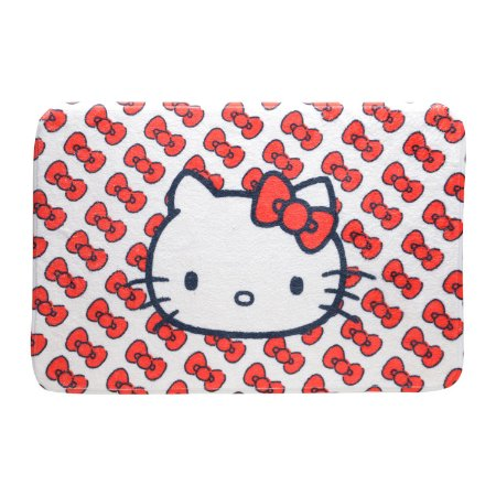 Tapete de Banheiro Hello Kitty