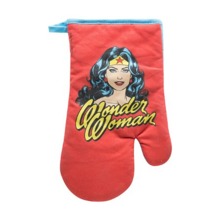 Luva de Forno DC Comics - Mulher Maravilha