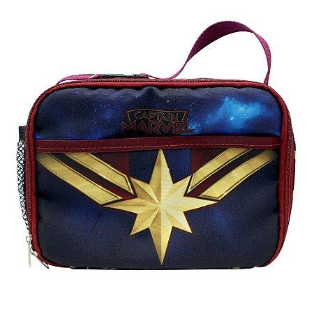 Lancheira Térmica Capitã Marvel