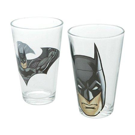 Kit c/2 Copos Batman