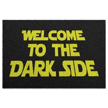 Capacho Vinil Star Wars - Welcome to the Dark Side