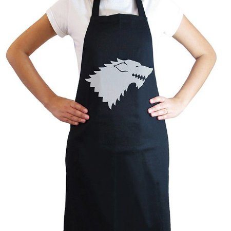 Avental Game of Thrones - Stark