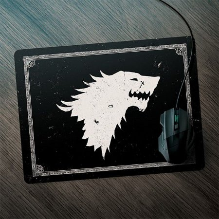 Mousepad Game of Thrones - Stark