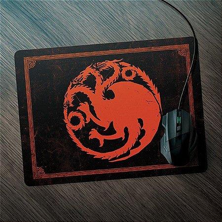 Mousepad Game of Thrones - Targaryen
