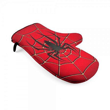 Luva de Forno - Homem Aranha