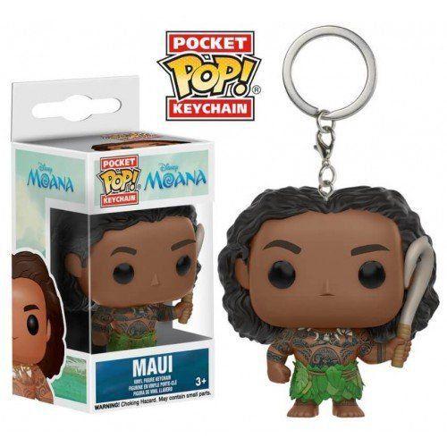 Funko Pocket Pop Keychains Moana - Maui