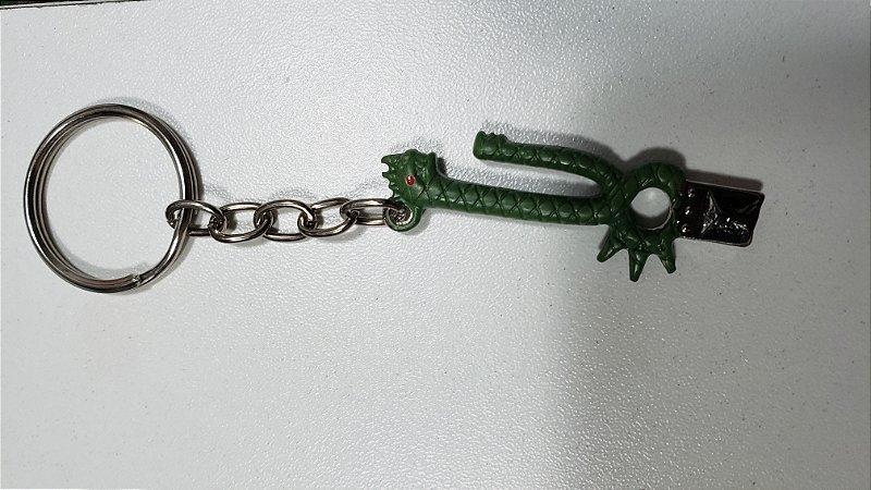 Chaveiro de Metal 7 Pecados Capitais - Espada do Meliodas