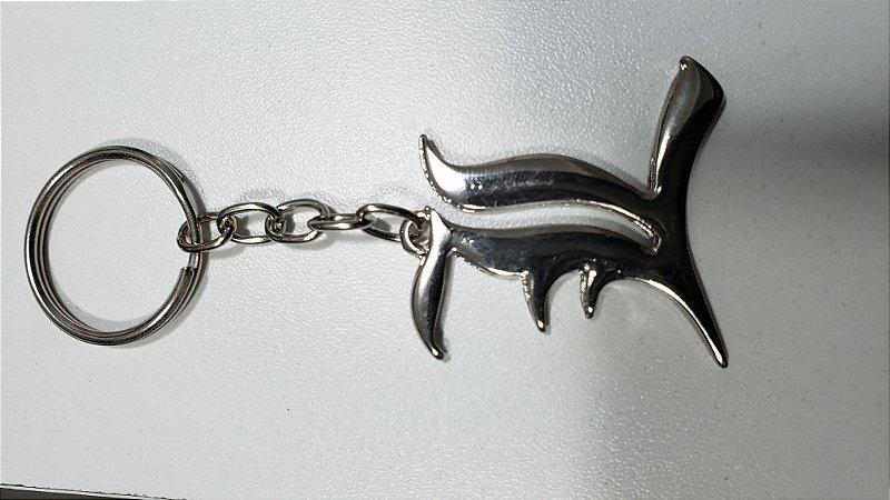 Chaveiro de Metal Death Note - L
