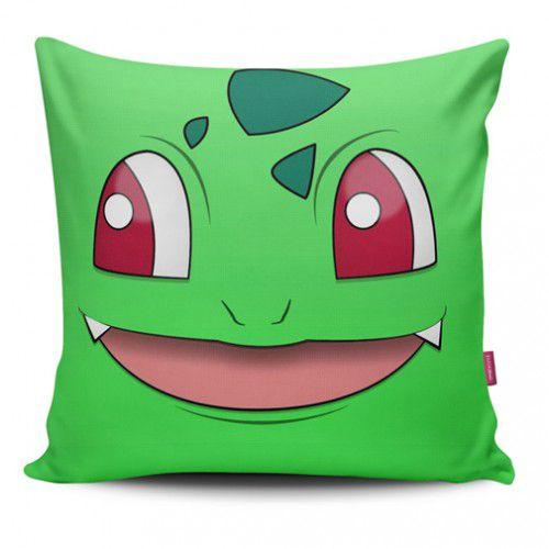 Almofada Pokemon - Bulbassauro